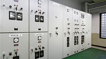 受変電設備・動力設備