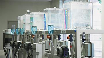 水質検査設備
