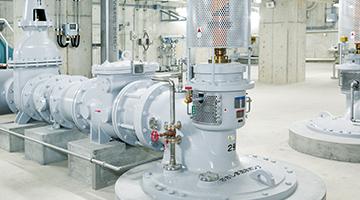 多目的用水送水ポンプ