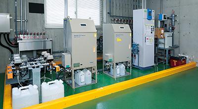 計測機器類(TOC計・TNP計・pH計)