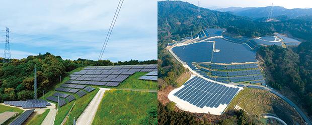 太陽光発電事業 風景3