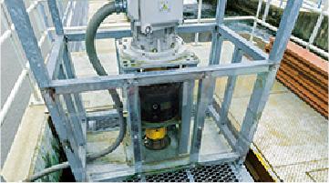 農業用水設置プロペラ水車