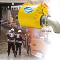 超軽量フローティング排水ポンプ